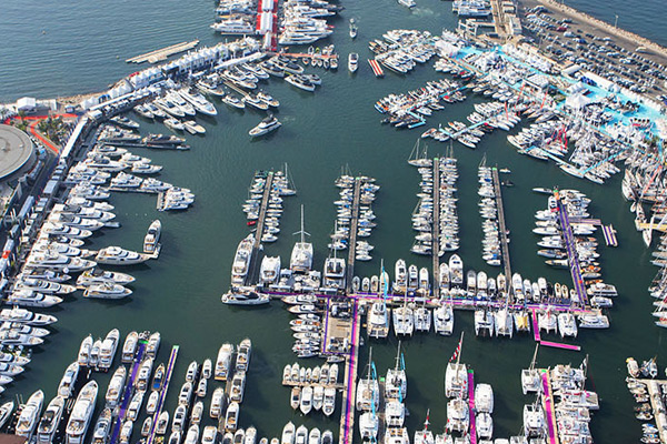 VTC Cannes Yachting festival